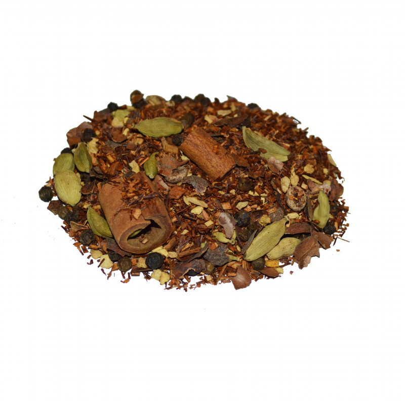 ROOIBOS CHOCOLATE CALIENTE