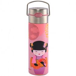 Termo metal geisha, con...